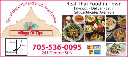 Food To Order For Takeout Peterborough Ontario